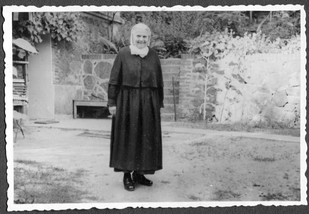 Schwester Clara 1964