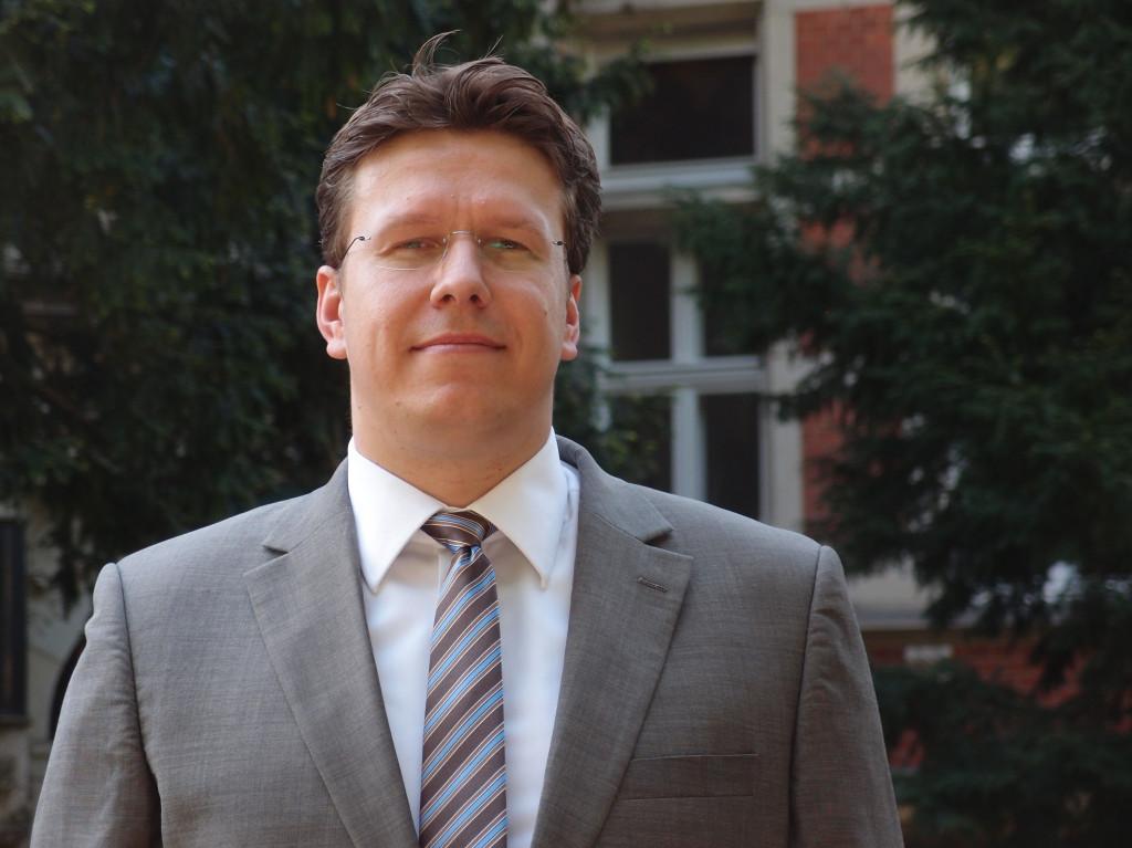 Dirk Lüsebrink, Geschäftsführer Hospital LogiServe GmbH