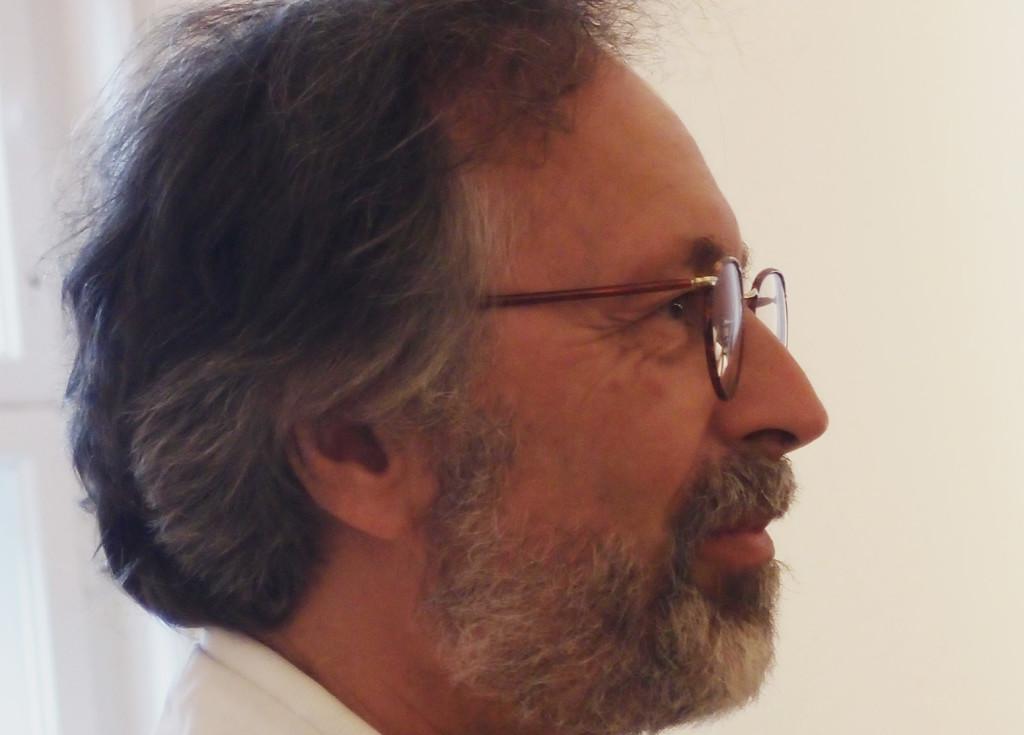 Leitender Oberarzt Dr. med. Rolf Hauer bei seiner Verabschiedung am 28. Juli 2016